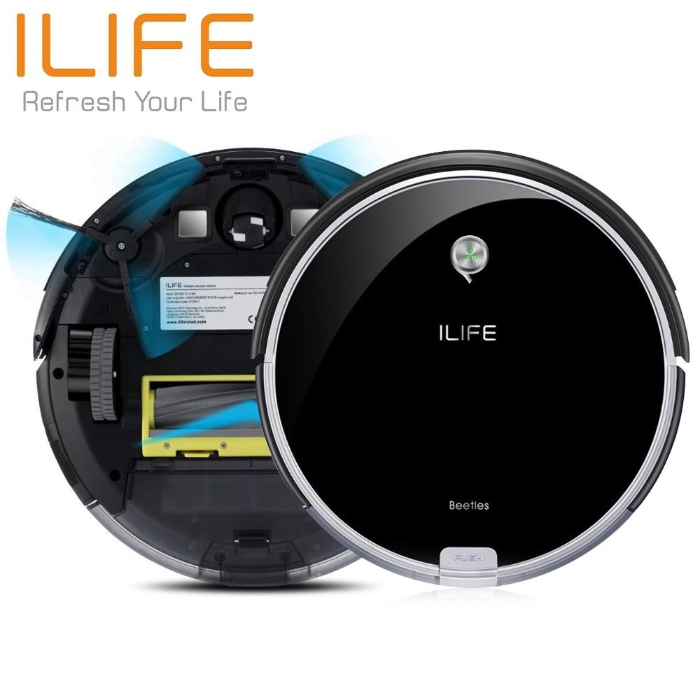 Test: robotski sesalnik ILIFE A6