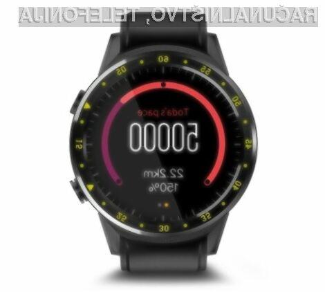 Športna ročna ura F1 Touchscreen Smart Watch za malo denarja ponuja veliko.