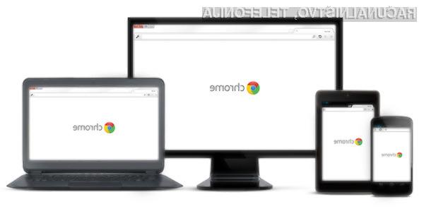 Novi Chrome odpravlja veliko nadležnost spletnih strani