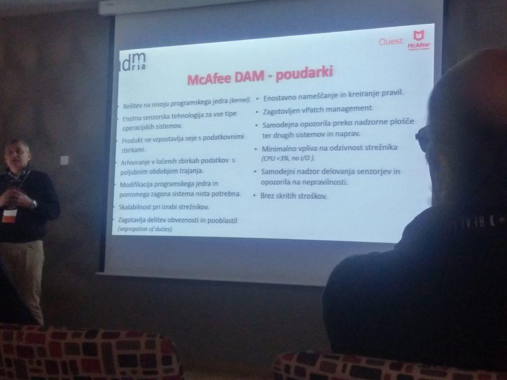 Tomaž Zavrl, data specialist