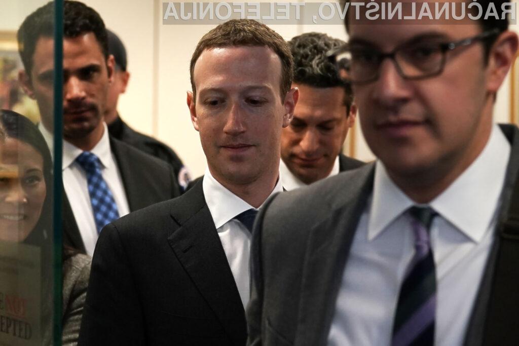 Ameriška Zvezne komisije za trgovino bo odločitev o kazni za Facebook sprejela najkasneje do konca letošnjega poletja.