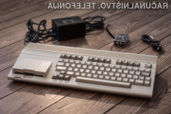 Za osebni računalnik Commodore 65 prodajalec zahteva kar 25 tisoč evrov!
