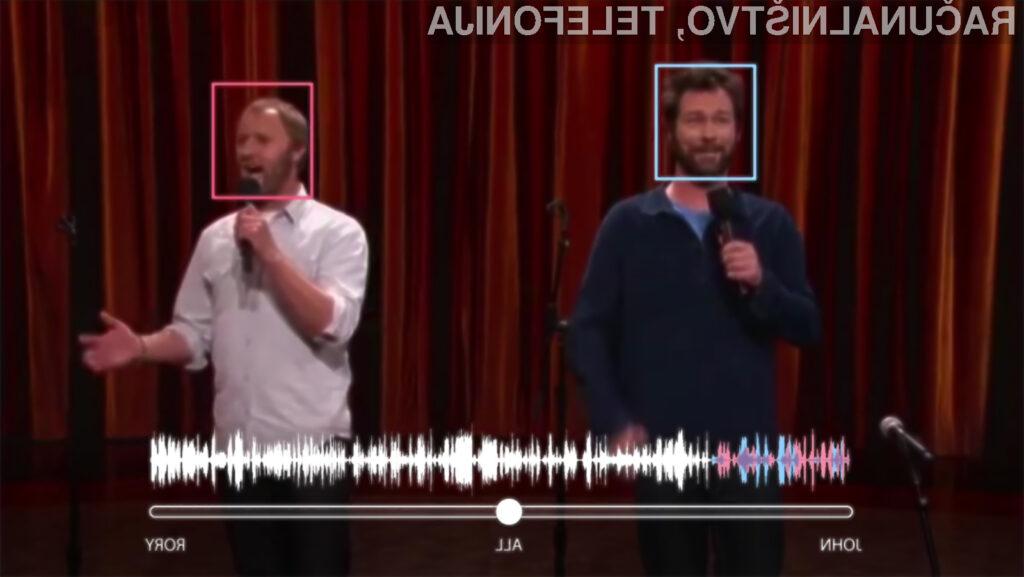 Googlova umetna inteligenca je zmožna izolacije posamičnih glasov do te mere, da drugi glasovi praktično niso več slišni.
