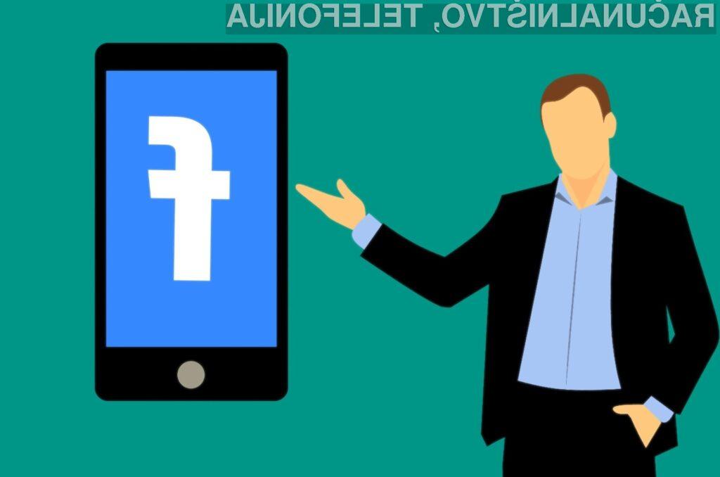 Ste se že srečali s Facebookovo anketo o uporabi vaših podatkov?