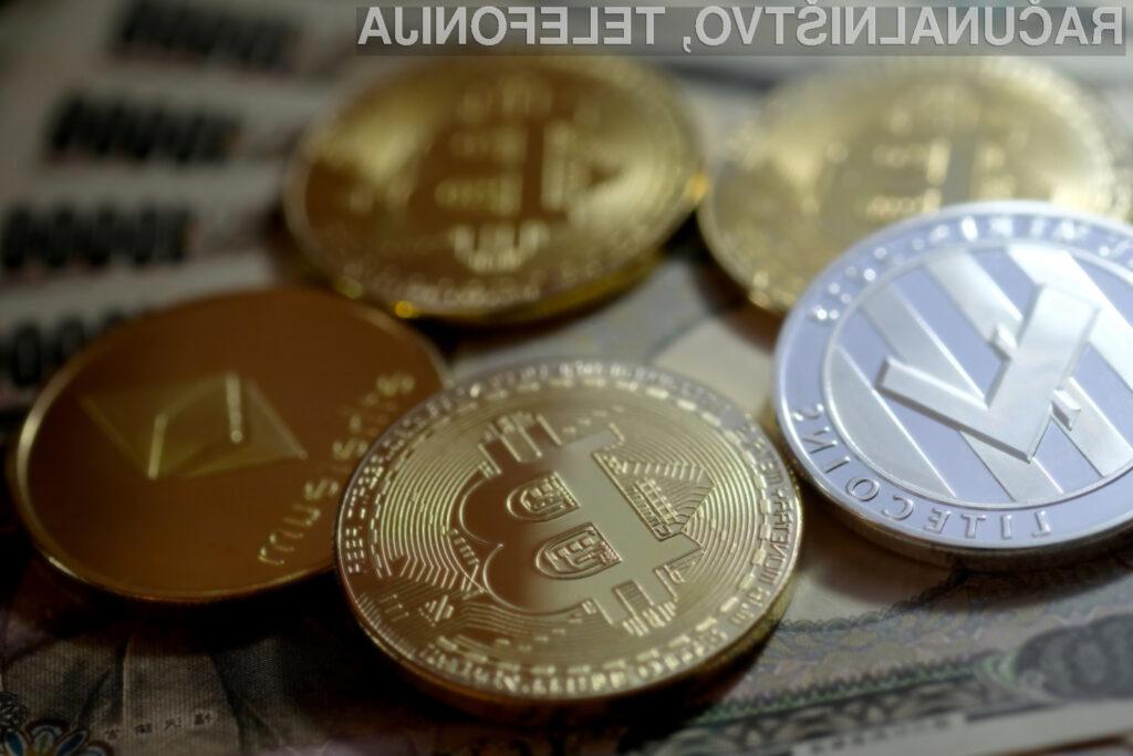 Še ena banka z vso paro nad kriptovalute