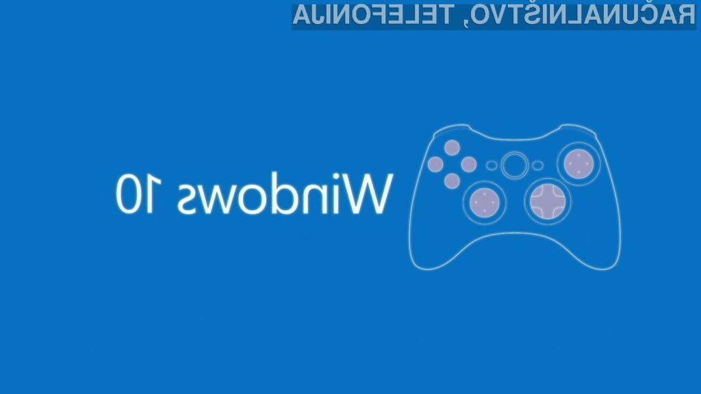 Zakaj so Windowsi 10 najboljši za igranje iger?