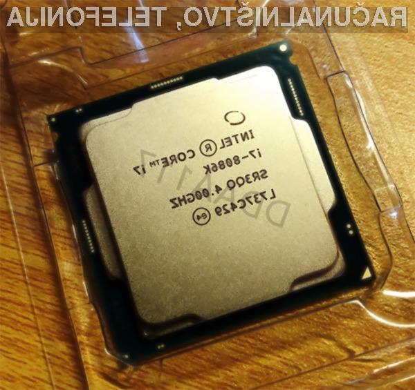 Ob 40-letnici prvega Intelovega procesorja predstavili poseben procesor Core i7