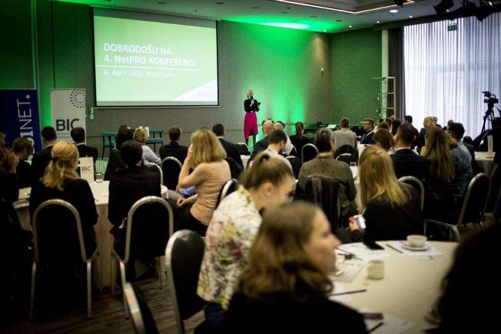 NetPRO konferenca letos z rekordnim obiskom