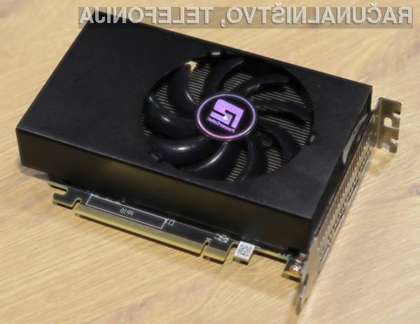 Podjetju Powercolor je kot prvemu uspelo izdelati kompaktno različico zmogljive grafične lartice AMD Radeon RX Vega.