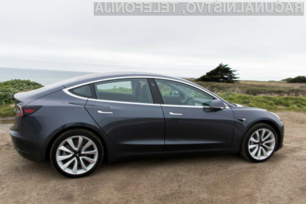 Tesla zaustavila proizvodnjo Modela 3