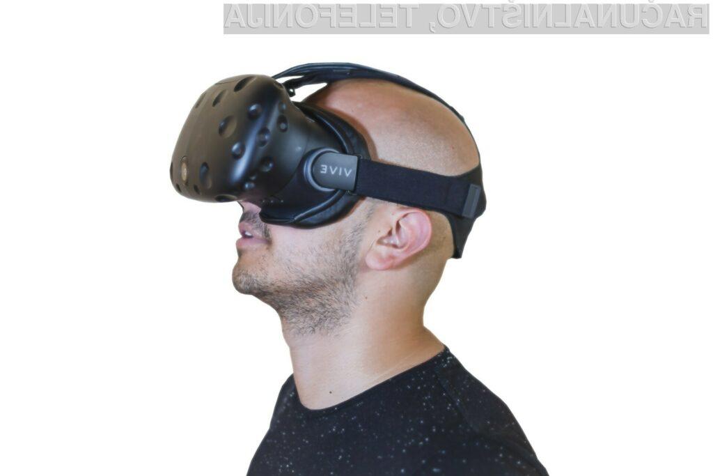 VR pornografija: Kdo jo gleda, kje in kako?