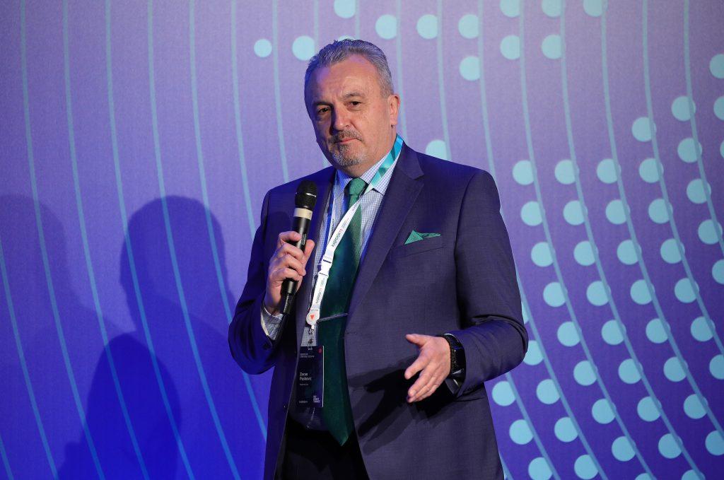 Zoran Puskovic novi generalni direktor družbe Kaspersky Lab za vzhodno Evropo