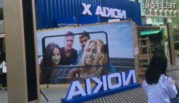 Pametni mobilni telefon Nokia X naj bi zlahka opravil s konkurenco!