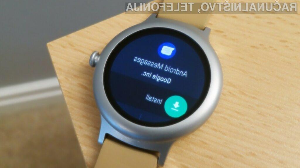 Nove pametne ročne ure Android bodo ponujale precej daljšo avtonomijo delovanja!
