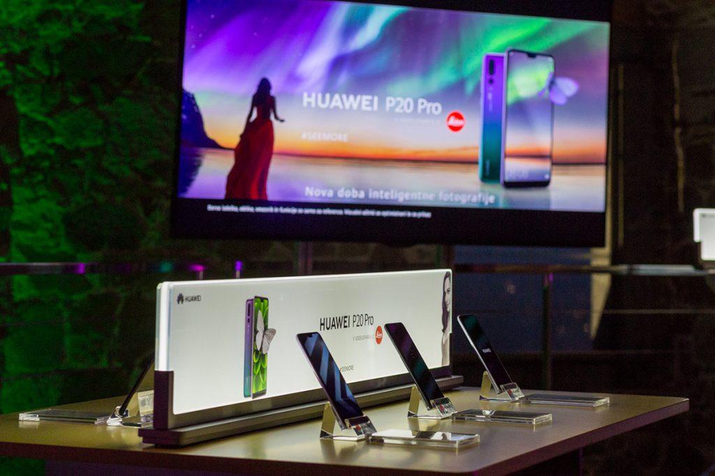 Huawei edino kitajsko podjetje na Forbesovi lestvici
