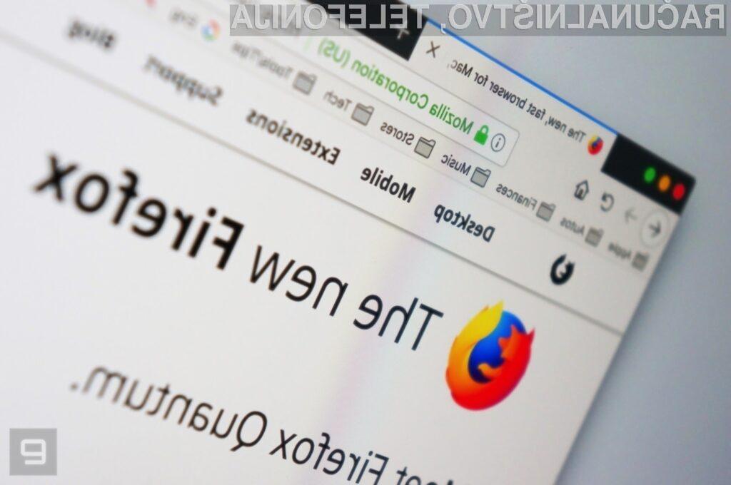 Firefox naredil velik korak v smeri ukinitev gesel