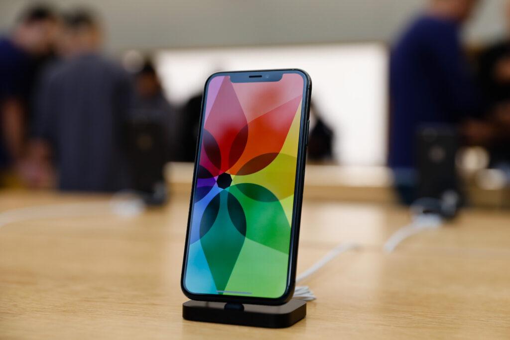 Črna točka lahko »zruši« vaš iPhone in iPad