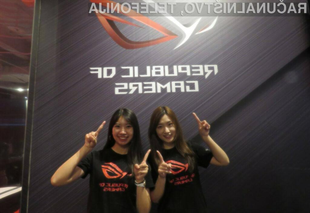 Podjetje Asus naj bi prvi pametni mobilni telefon družine Republic of Gamers predstavilo v začetku junija.