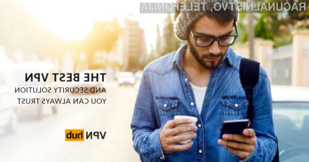 Pornhub z lastno povezavo VPN!