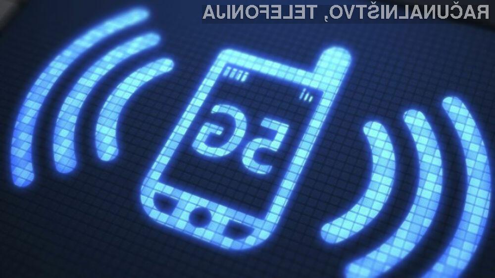 Aktivirali prvo komercialno mobilno omrežje 5G na svetu