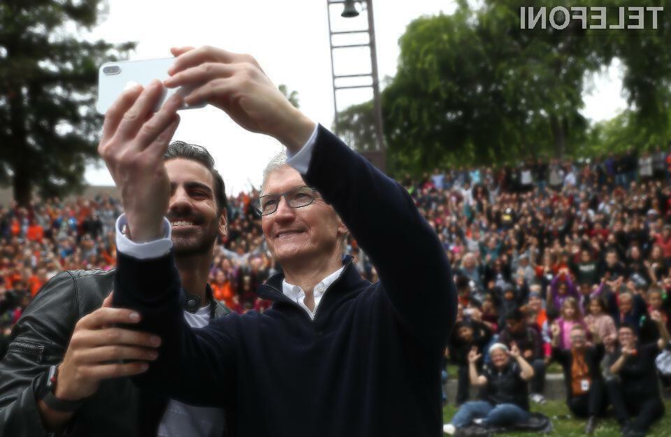 iPhone X z veliko napako! Kaj to pomeni za Apple?