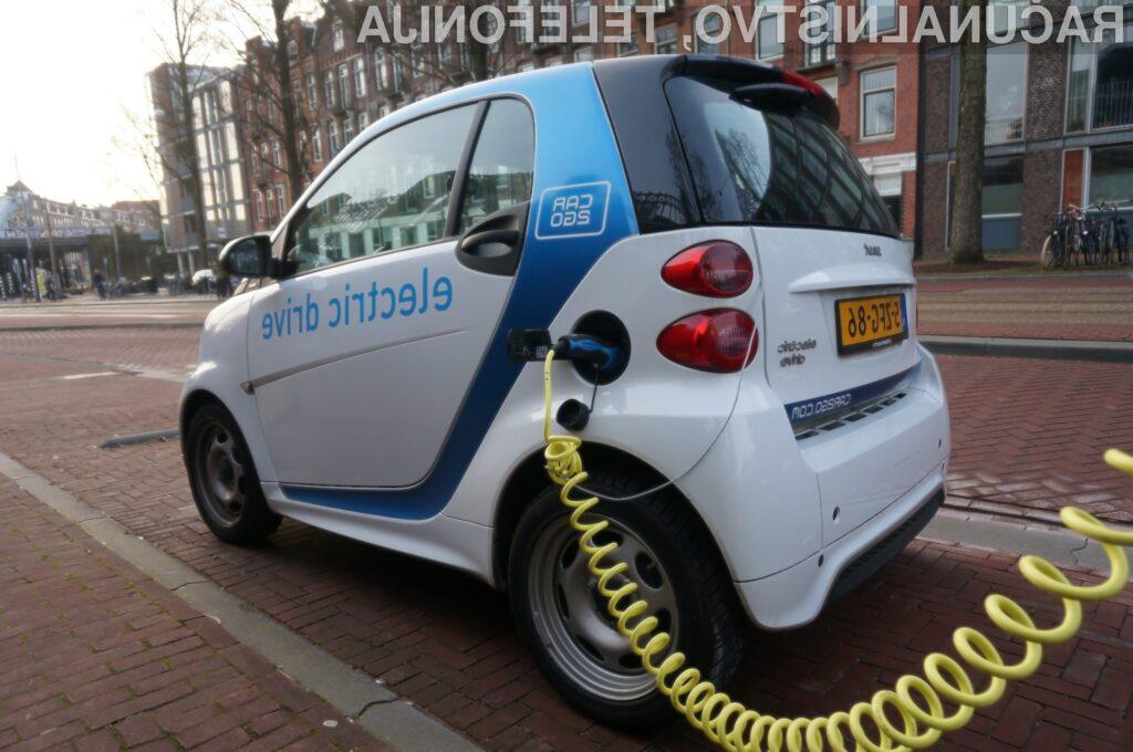 Električna vozila lahko služijo kot mobilni shranjevalniki energije