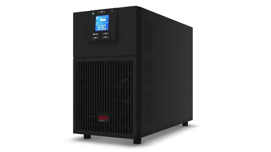 APC EasyUPS 1 Ph On-Line zagotavlja kritično zaščito pri oskrbi z energijo v nestabilnih pogojih oskrbe