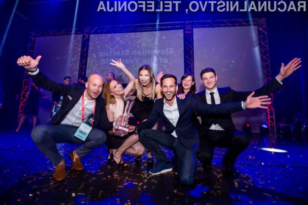 Slovenski startup leta je ekipa Beeping
