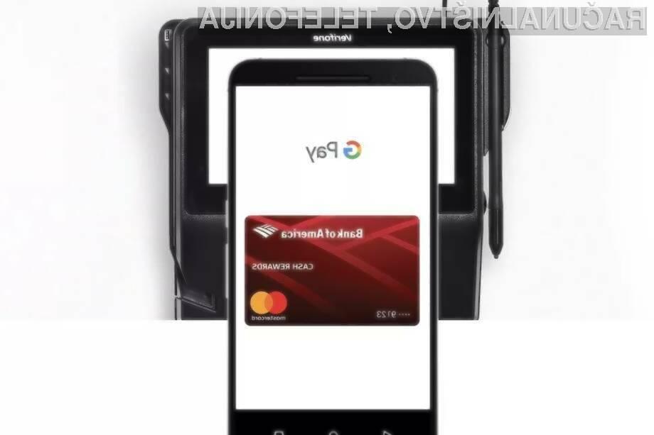 Google Pay sedaj z novo možnostjo