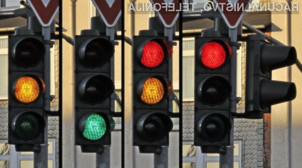 IBM s semaforji, ki jih upravlja umetna inteligenca