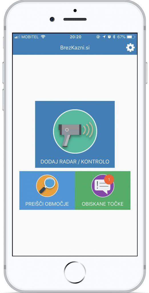 Aplikacija, ki vas bo rešila marsikatere prometne kazni