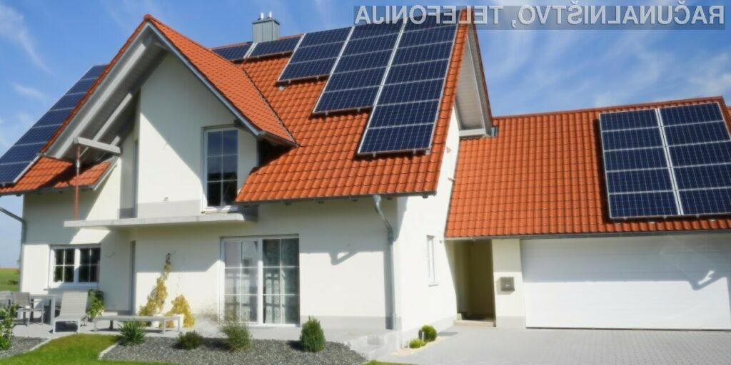 Leta 2020 bo vgradnja solarnih modulov postala obvezna