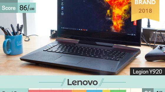 Lenovo že drugo leto zapored najboljša blagovna znamka  v svetu prenosnikov po izboru Laptop Magazine