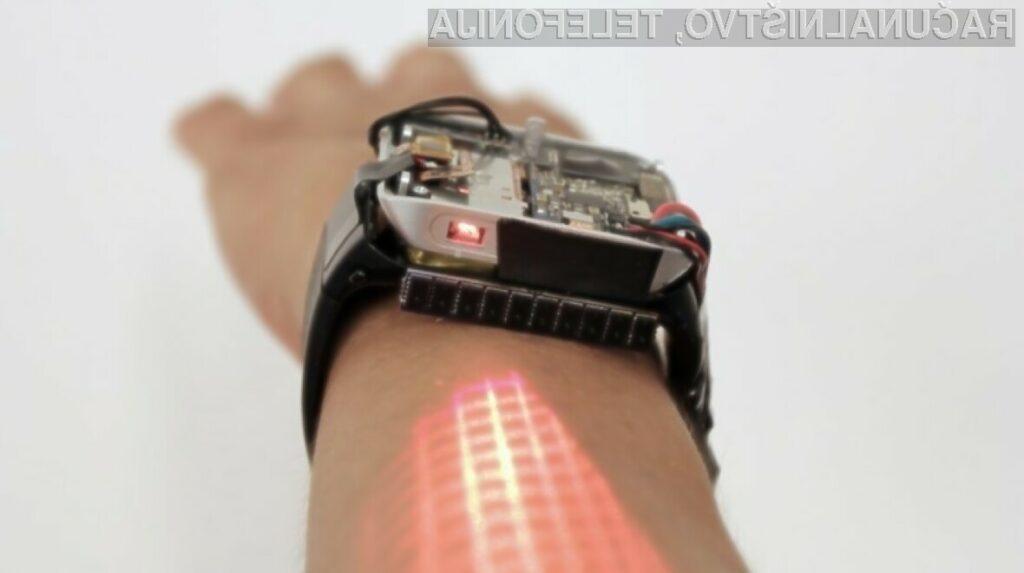 Prototip pametne ročne ure LumiWatch navdušuje v vseh pogledih!