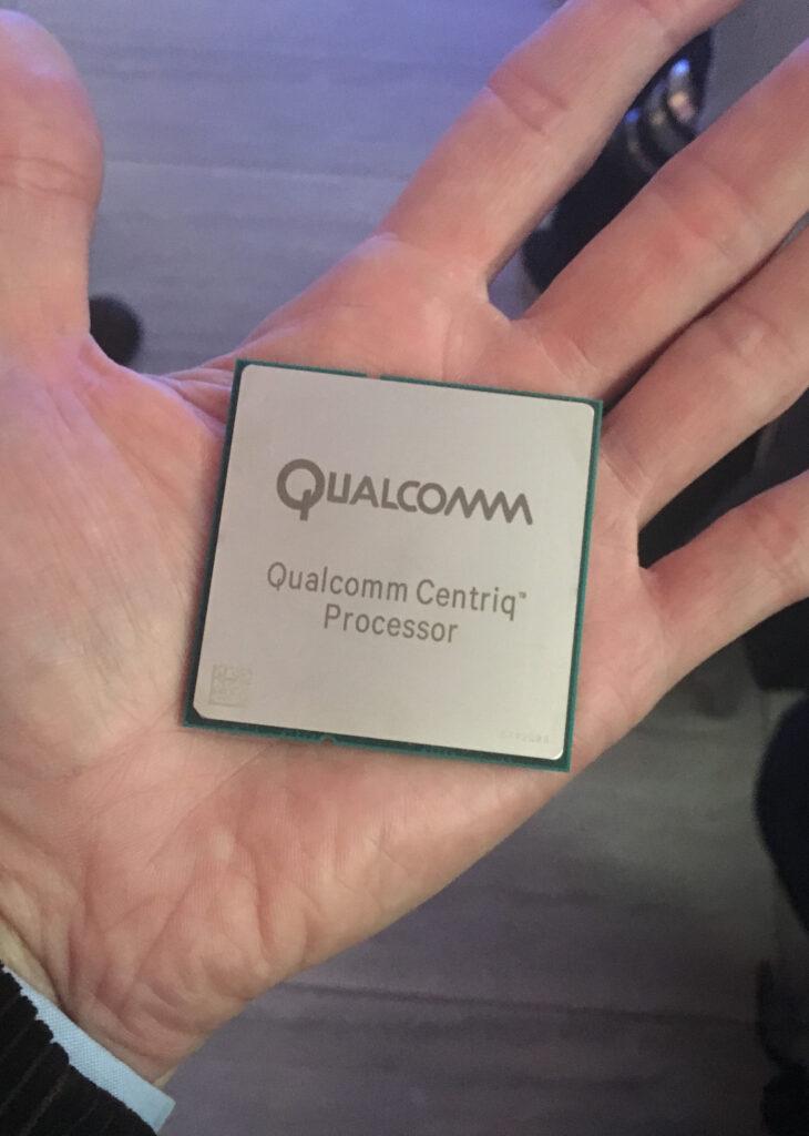 Sta AMD in Intel podjetju Qualcomm zadala hud udarec?