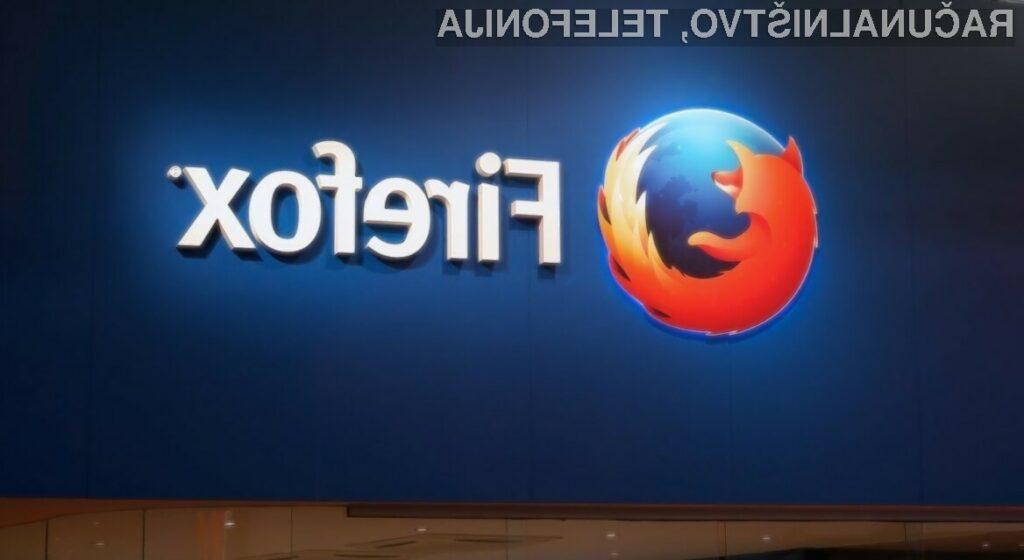Mozilla bo na račun reklamnih oglasov zmanjšala finančno odvisnost od podjetja Google.