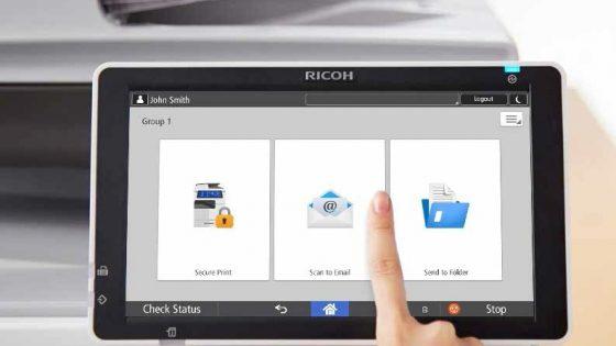 Ricoh bo upravljal tiskalne storitve podjetja Shell