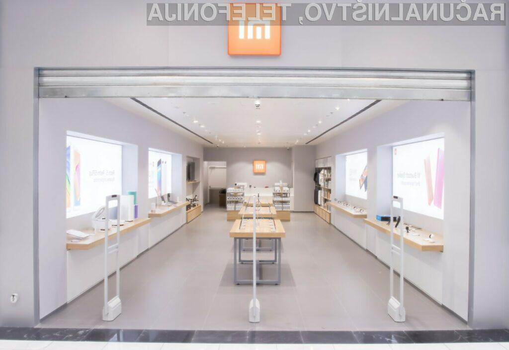 Xiaomi bo svojo fizično trgovina Mi Store kmalu odprl tudi pri nas!