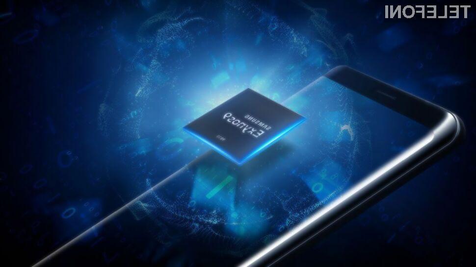 Samsungov novi procesor pripravljen, da pretrese industrijo