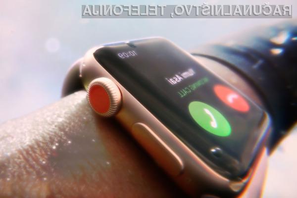 Novi Watch Series 4 naj bi bil precej boljši v primerjavi z zdajšnjim modelom!
