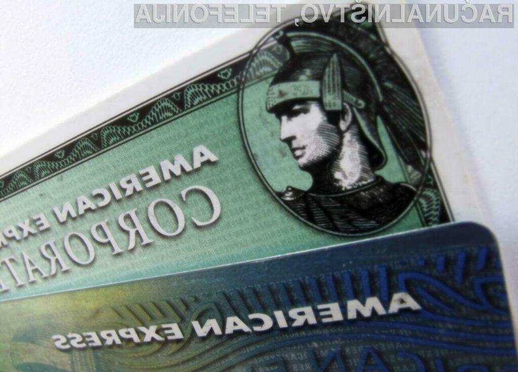 Na svidenje American Express