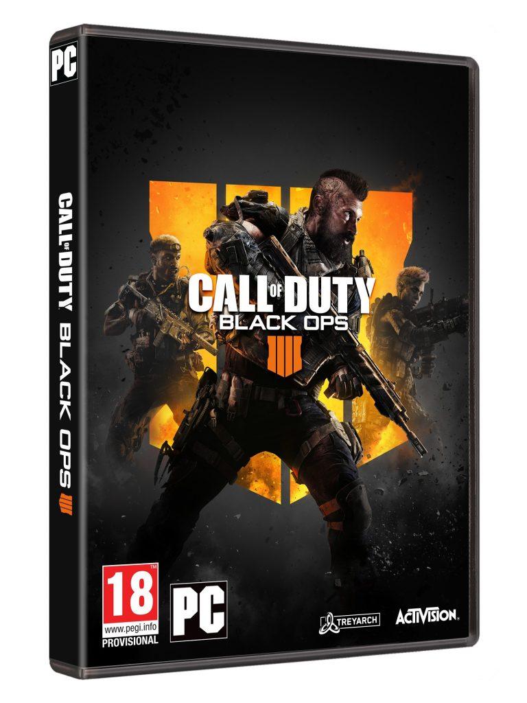 Call of Duty Black Ops 4- PC gameplay vpogled z E3 dogodka