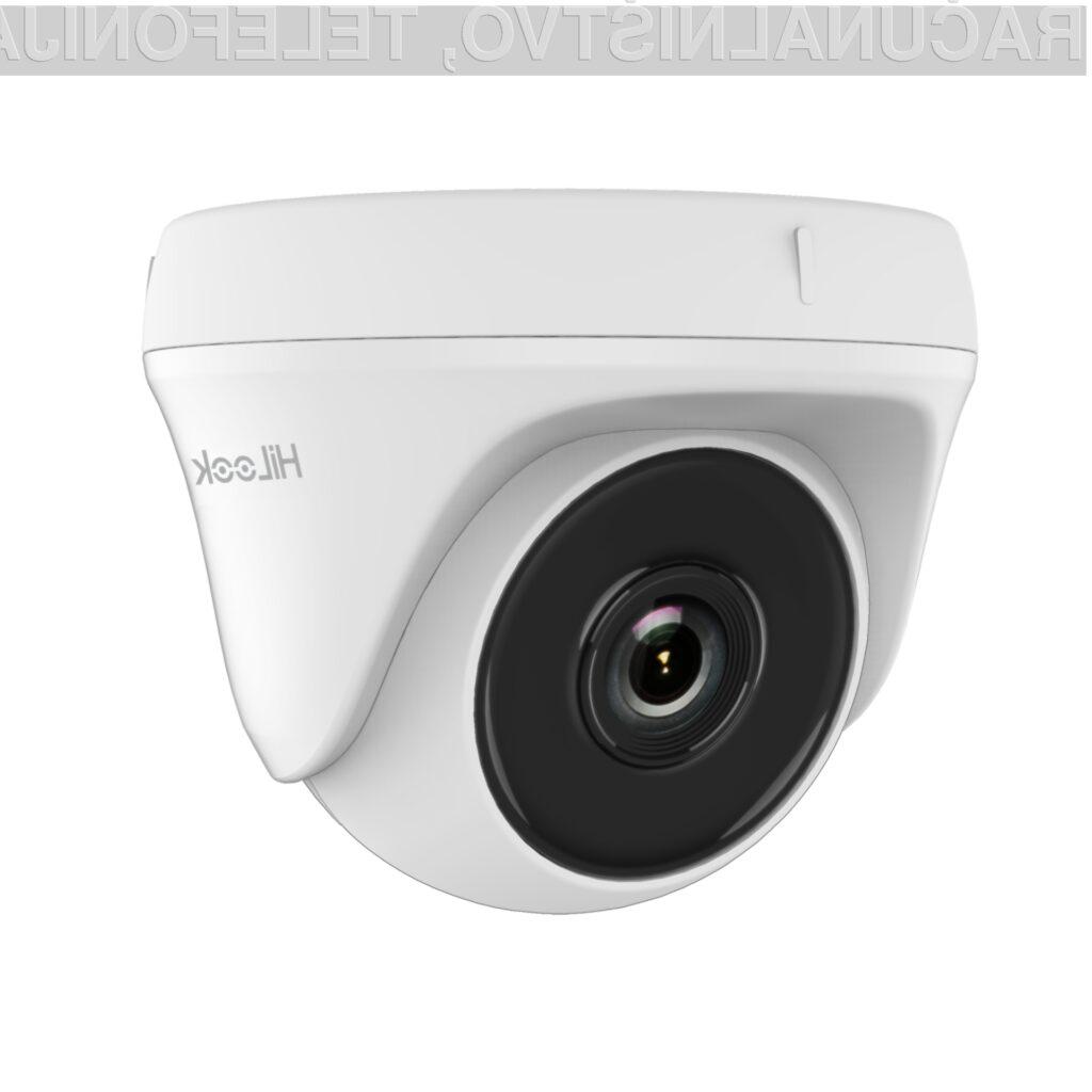 Zaščitite svoj dom pred vlomilci z izjemnimi kamerami HiLook
