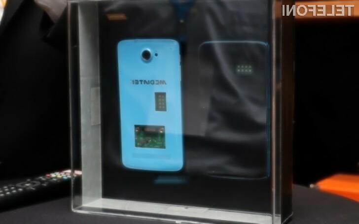MediaTek bo prvi modem za mobilno omrežje 5G ponudil proizvajalcem mobilnih naprav že v teku naslednjega leta.