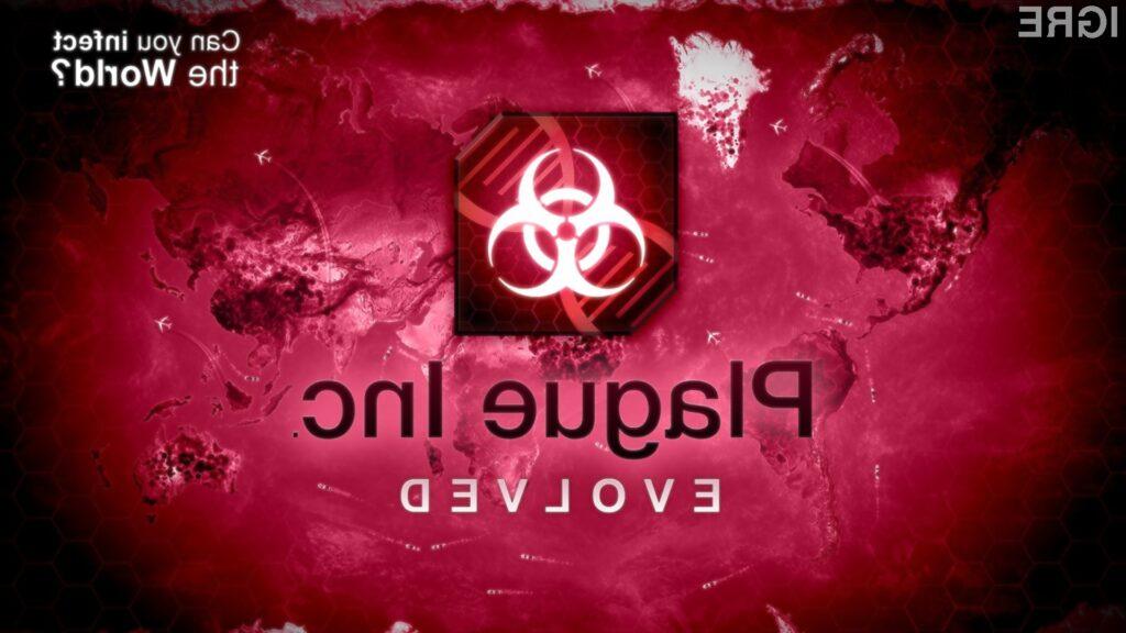 Lahko okužite cel svet?