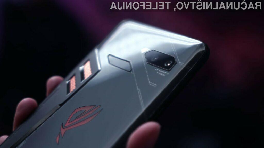 Se nam pri podjetju Asus obetajo cenejši telefoni za igranje mobilnih iger?