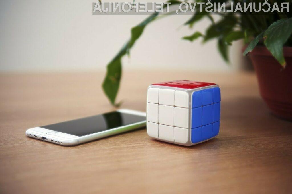 Rubikova kocka je dobila Bluetooth