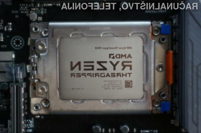 Procesorji AMD družine Ryzen Threadripper druge generacije so namenjeni najzahtevnejšim uporabnikom!