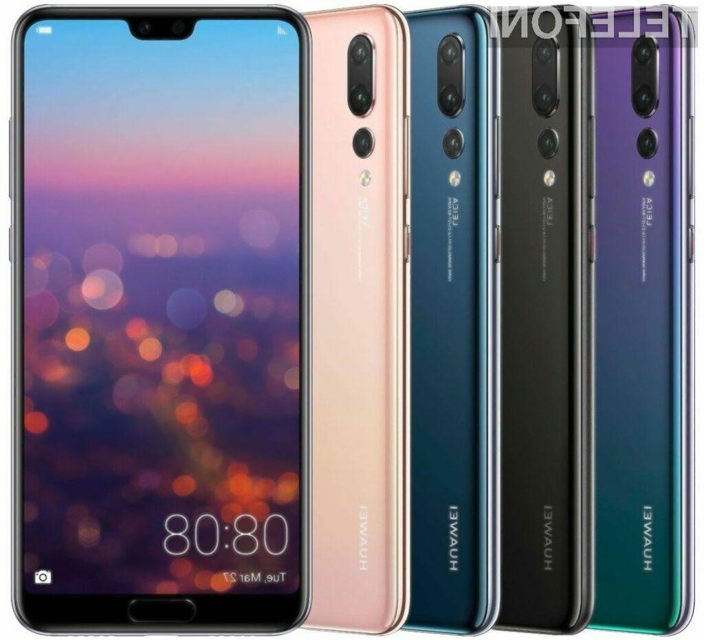 Huawei prodal rekordno število telefonov P20