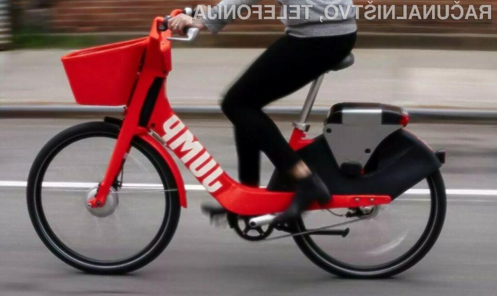 Uber bo kmalu električna kolesa ponudil še v drugih evropskih državah.